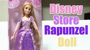 Rapunzel Online Shop : disney store rapunzel doll youtube ~ Watch28wear.com Haus und Dekorationen