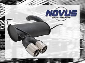 Bmw E90 Sportendschalldämpfer : novus esd f r 3er bmw e90 e91 2 x 76mm design ad tuning ~ Jslefanu.com Haus und Dekorationen