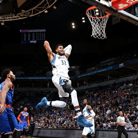 Anthony Karl Towns Highlights