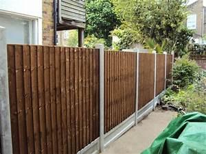 Idee De Cloture Pas Cher : cl ture de jardin en bois 75 id es pour faire un bon choix ~ Premium-room.com Idées de Décoration