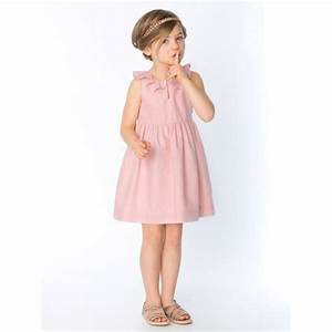robe fille coton lin cyrillus cyrillus pickture With cyrillus robe