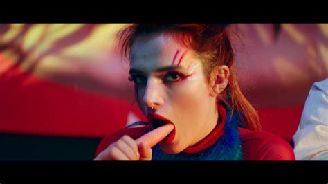 Borgore feat Bella Thorne - Salad Dressing [Official Music