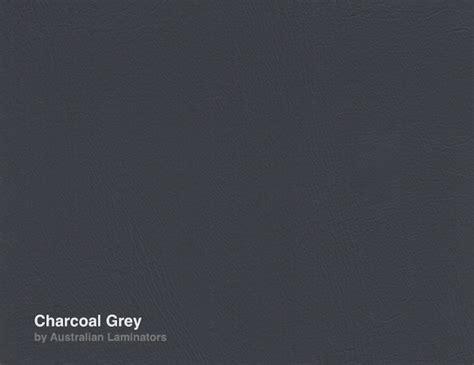 Charcoal Grey by Exhibition Vinyl Australian Laminators