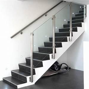 Garde Corp Escalier : afficher l 39 image d 39 origine garde corps escalier ~ Dallasstarsshop.com Idées de Décoration