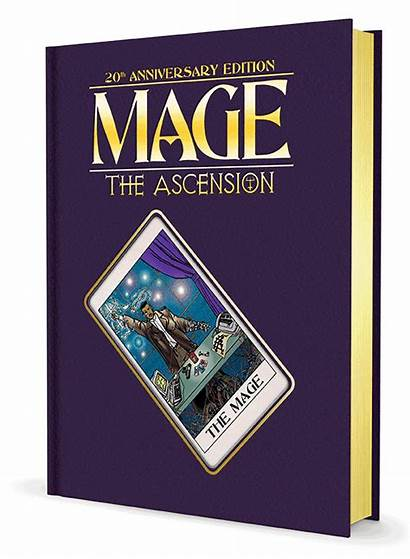 Mage Ascension Deluxe Edition Ultra 20th Anniversary