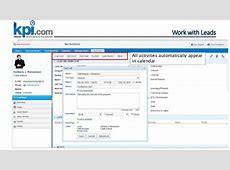 Overview of Kpicom Simple ERP Solution