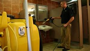 Sinks health and restroom cleaning kaivac cleaning systems for Bathroom cleaning machine