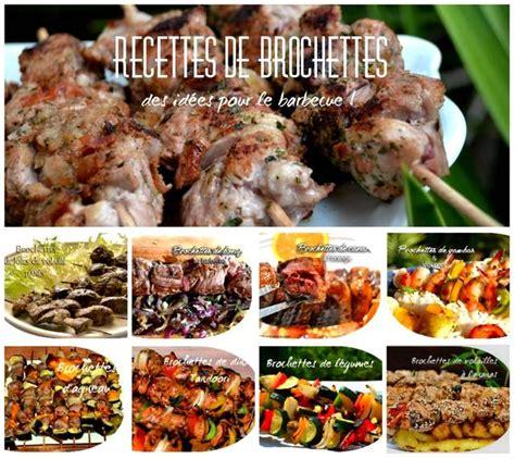 Recettes De Brochettes, Des Idées Pour Le Barbecue