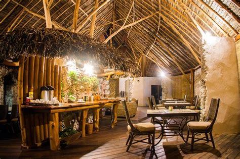 desain interior rumah bambu rumah minimalis