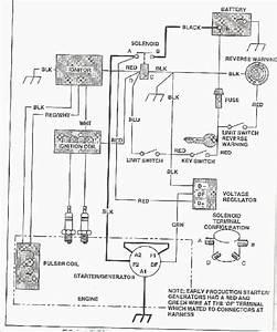 1999 Ez Go Txt Wiring Diagram