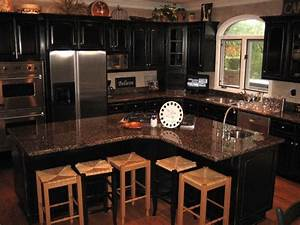 distressed black kitchen cabinets 2090
