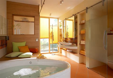 Sichtschutz Im Bad  Plissees Und Rollos Für Badezimmer