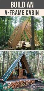 Shed Diy - Build An A-frame Cabin