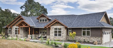 beautiful rustic country home  super open layout