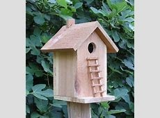 Birdhouse Building Workshop for adults and children
