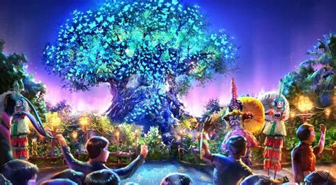 disney world avatar land inhabitat green design