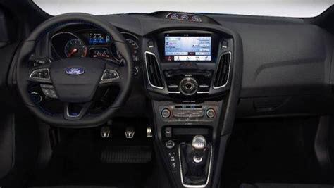 listini auto al volante ford focus rs listino prezzi 2019 consumi e dimensioni