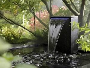 Fontaine Cascade Bassin : petit bassin de jardin avec cascade lertloy com ~ Premium-room.com Idées de Décoration