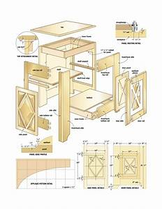 wood cabinet plans for garage woodideas