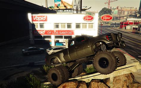 Gta 5 Beekers Garage by Quot Locked Lifted Quot Road Dlc Concept Vehicles