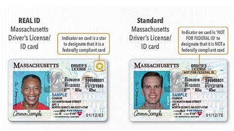 Boat Driving License Massachusetts by Mass Rmv Introduces Real Id License Option What You Need