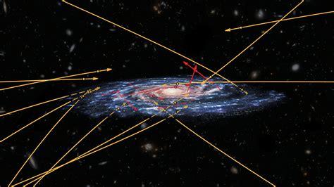 Gaia Spots Stars Flying Between Galaxies Yubanet