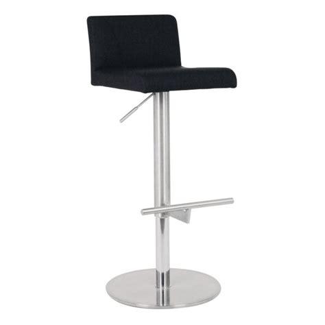 chaise haute de bar reglable en hauteur csy 237 one mobilier