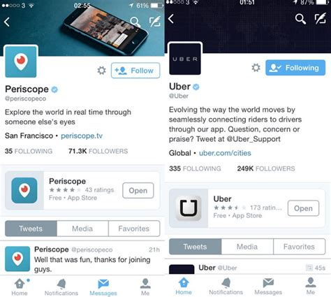 how to install profile on iphone is testing the ability to pin apps to brand profiles