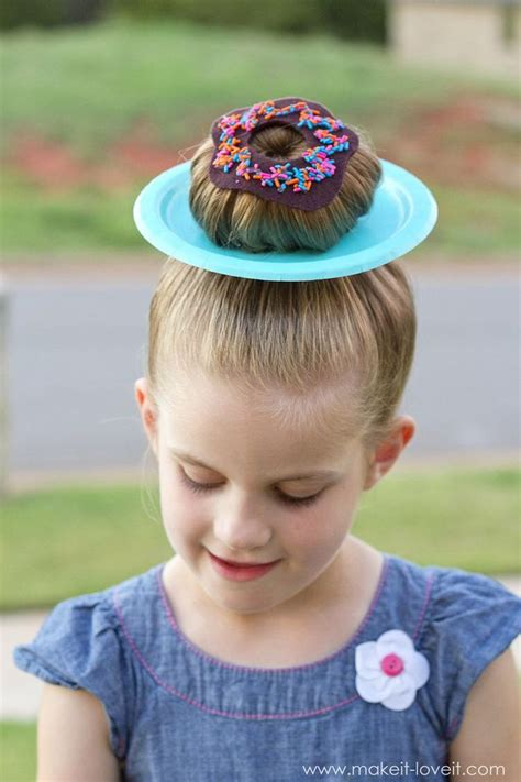 Wacky Hairstyles For by 25 Clever Ideas For Wacky Hair Day At School