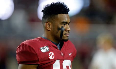 tua tagovailoa injury update alabama qb leaves game