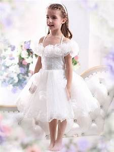 aliexpresscom buy beautiful purple flower girl dress for With floral wedding dresses for sale
