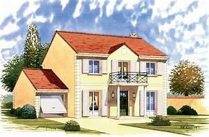 maison berci clg maison positive briquettage termin et With nice plan de maison facade 11 maison de ville avec patio