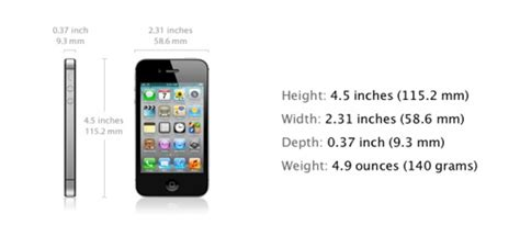 iphone 4s weight what s different about the iphone 4s specs the