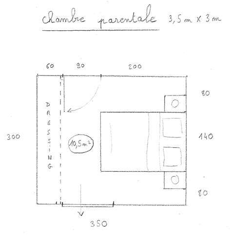 faire un plan de chambre dessiner des plans fonctionnels conseils thermiques