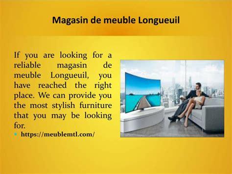 Ppt  Magasin De Meuble Longueuil Powerpoint Presentation