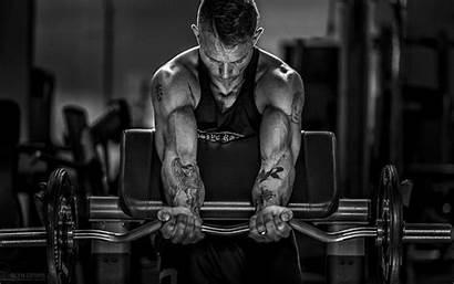 Bodybuilding Fitness Gym Workout Bodybuilder Exercises Biceps