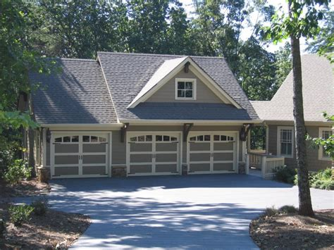house plans with detached garage apartments 3 1 2 car detached garage detached 3 car garage with