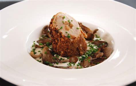 recette boursin cuisine poulet roulé de poulet roquefort noix boursin cuisine blogs