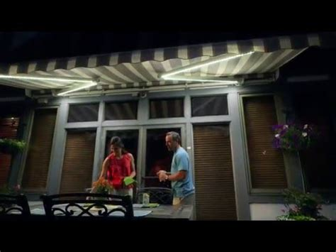 led lights  retractable awnings   jersey shade  awnings  route  toms river nj