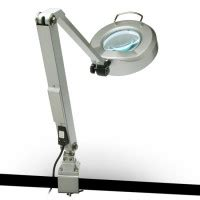 magnifier clamping workbench lamp contenti