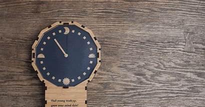 Clock Midnight Kickstarter Unlock Magic Devin Montgomery