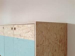Panneau Bois Brut : bois brut et osb sur le blog tendances pinterest ~ Nature-et-papiers.com Idées de Décoration