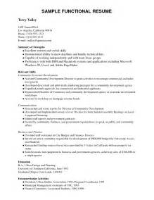 How To Write Effective Resume Pdf by Resume Exles Pdf Berathen