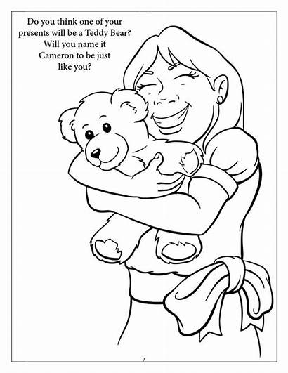 Birthday Coloring Personalized Books Coloringbook
