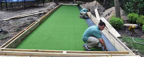 Bocce Courts Construction   Balls   Sets   Supplier
