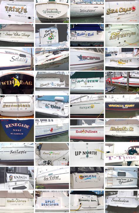 Yacht Name Generator by Nejc Info Fishing Boat Names Generator