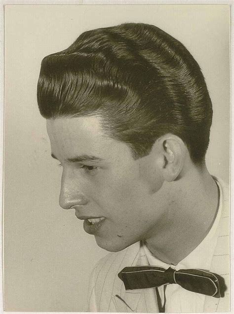 50s Hairstyles Guys by 63 Best Images About Vintage Hairstyles Gents On