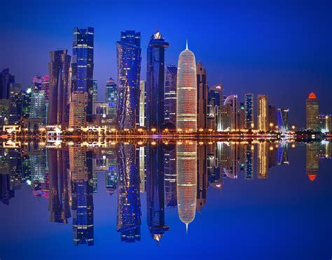 qatar falls  places  expat survey measuring