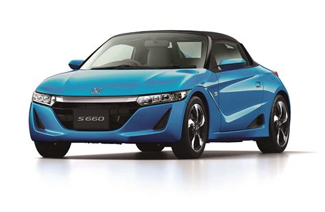New Honda S660 Photo Gallery Reveals Color Options S660