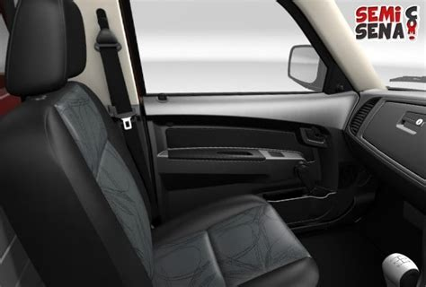 Gambar Mobil Tata Xenon by Harga Tata Xenon Rx Review Spesifikasi Gambar Juli